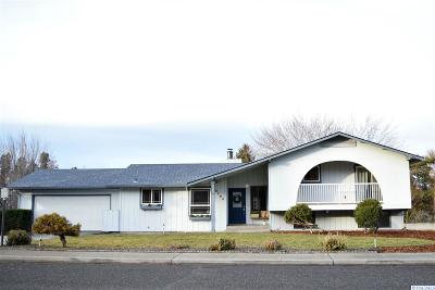 Kennewick Single Family Home For Sale: 4104 W 17th Ave