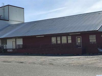 Kennewick Commercial For Sale: 206 N Benton Street