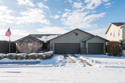 Franklin County Single Family Home Active U/C W/ Bump: 8116 Quadra Dr.