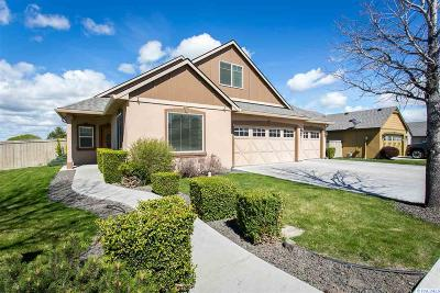 Kennewick Single Family Home For Sale: 5604 W 16th Ave