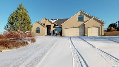 Kennewick Single Family Home For Sale: 15301 S Grandview Lane
