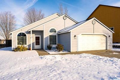 Kennewick Single Family Home For Sale: 3435 S Dennis St.