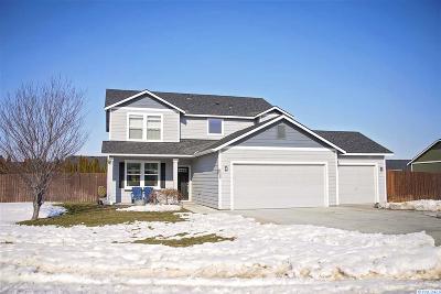 West Richland Single Family Home For Sale: 5340 Pinehurst St
