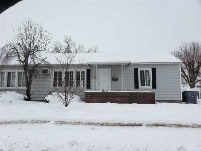 Richland Multi Family Home For Sale: 1314 Stevens