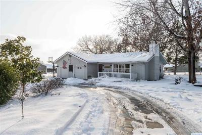 Franklin County Single Family Home For Sale: 1120 Road 64