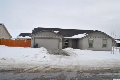 Franklin County Single Family Home For Sale: 5717 Rio Grande Ln