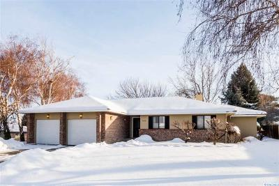 Kennewick Single Family Home For Sale: 2913 Morain Pl