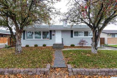 Pasco Single Family Home For Sale: 1308 N 14th Ave