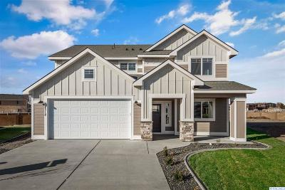 Pasco Single Family Home For Sale: 4518 Kitimat Lane