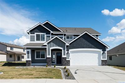 Pasco Single Family Home For Sale: 4505 Kitimat Lane