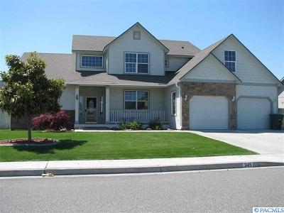 Kennewick Single Family Home For Sale: 345 Lombardy Lane
