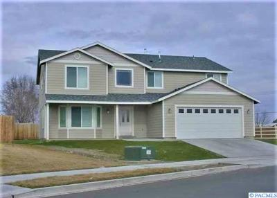 Sunnyside Single Family Home For Sale: 1518 Harvest Place