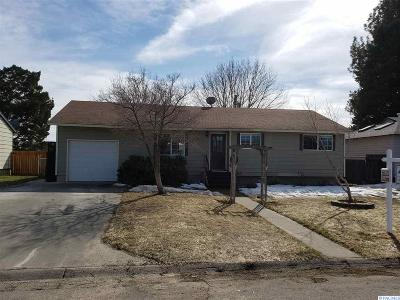Richland Single Family Home For Sale: 509 Newcomer Street