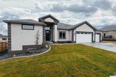 Kennewick Single Family Home For Sale: 3910 W 48th Ave.