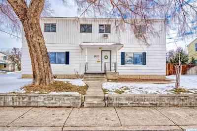 Richland Single Family Home Active U/C W/ Bump: 1410 Judson Ave