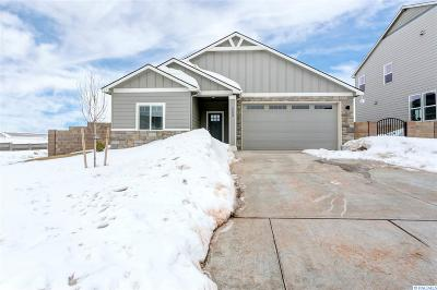 Richland Single Family Home For Sale: 4882 Smitty Dr