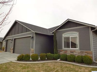 Kennewick Single Family Home For Sale: 5501 W 19th Ave