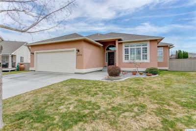Kennewick Single Family Home For Sale: 5721 W 12th Ave