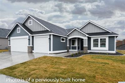 Kennewick Single Family Home For Sale: 8506 W 12th Avenue