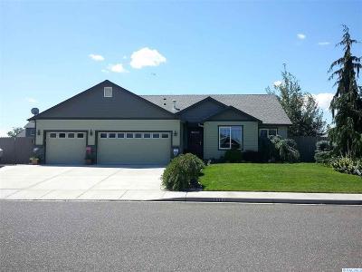 Pasco Single Family Home For Sale: 4308 Artesia Drive