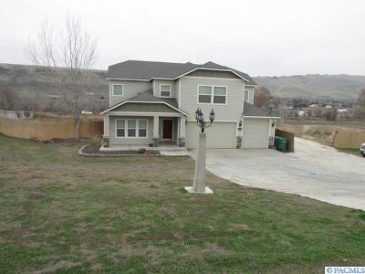 Kennewick Single Family Home For Sale: 100507 E Ridgeview Drive