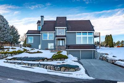 Kennewick Single Family Home For Sale: 213 E 47th Place