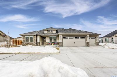 West Richland Single Family Home For Sale: 1184 Belmont Blvd