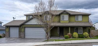 Kennewick Single Family Home For Sale: 1411 S Edison St.
