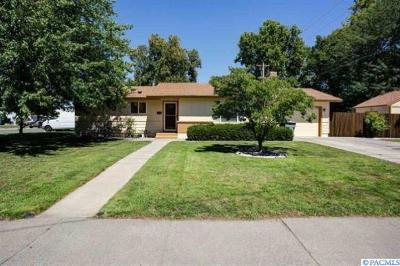 Richland Single Family Home For Sale: 1508 Symons