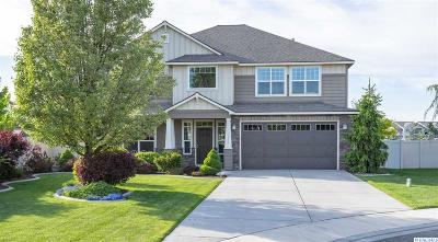 West Richland Single Family Home For Sale: 1629 Eaton Court