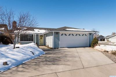 Kennewick Single Family Home For Sale: 2300 S Benton Street