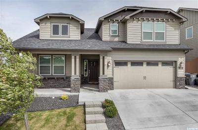 Kennewick Single Family Home For Sale: 4501 S Tacoma Pl