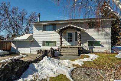 West Richland Single Family Home For Sale: 741 Grosscup Blvd