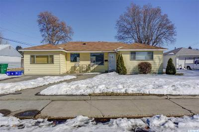 Kennewick Single Family Home For Sale: 322 N Zillah St