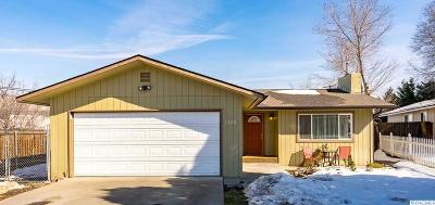 Kennewick Single Family Home For Sale: 3220 W 3rd Ave
