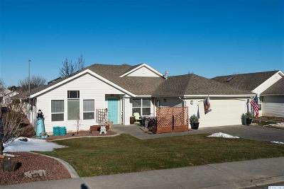 Kennewick Condo/Townhouse Active U/C W/ Bump: 3416 S Huntington Loop