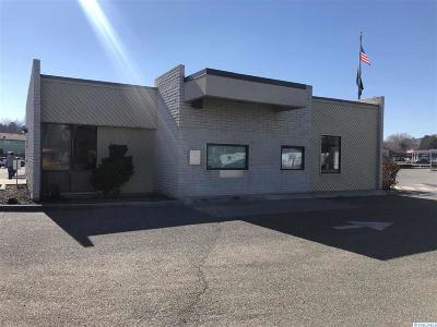 West Richland Commercial For Sale: 3801 W Van Giesen