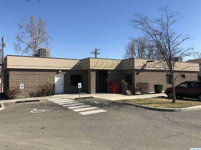 West Richland Commercial For Sale: 479 S 38th