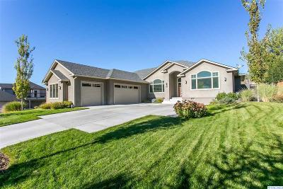 Richland Single Family Home For Sale: 1068 Meadow Hills Drive