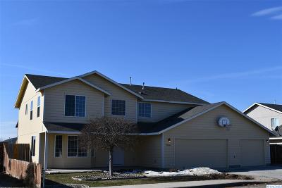 Pasco Single Family Home For Sale: 7908 Saturna Drive