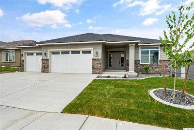Kennewick Single Family Home For Sale: 3166 Taft
