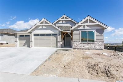 Richland Single Family Home For Sale: 3060 Wild Canyon Way