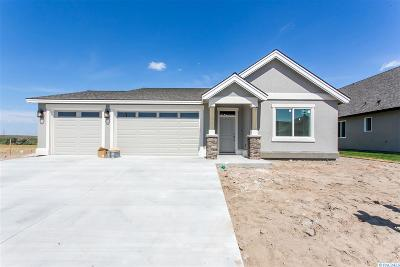 Richland Single Family Home For Sale: 3018 Wild Canyon Way