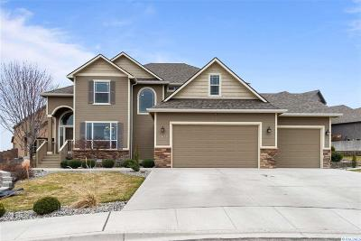 Kennewick Single Family Home For Sale: 5937 W 37th Pl