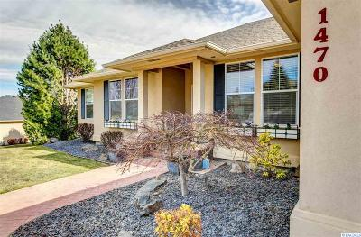 Richland Single Family Home For Sale: 1470 Blue Mountain Loop