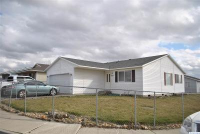 Sunnyside Single Family Home For Sale: 850 Ismo Lopp