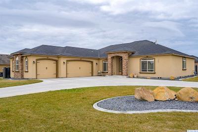 West Richland Single Family Home For Sale: 1327 Quartz Ave
