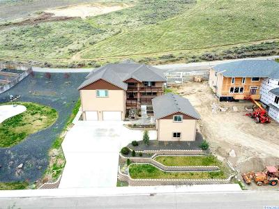 West Richland Single Family Home For Sale: 5121 Hershey Lane