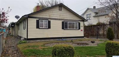 Sunnyside Single Family Home For Sale: 1108 E Edison Ave