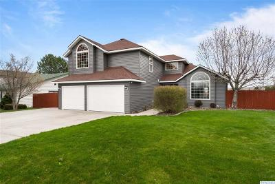 West Richland Single Family Home For Sale: 4545 Maple Ln